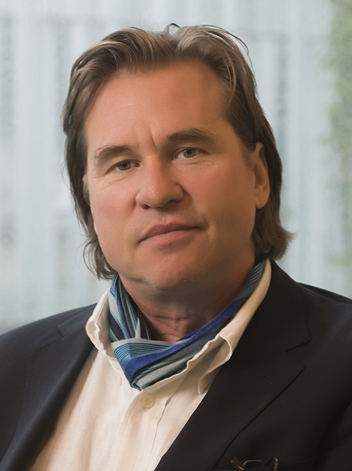 "Val Kilmer is in Dallas touring with his new one-man play ""Citizen Twain."" ©2013 Robert W. Hart"